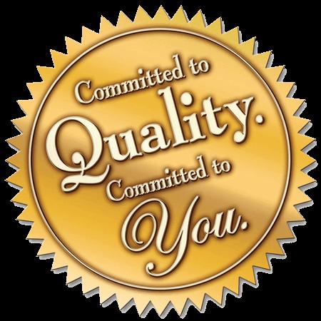 cam kết chất lượng