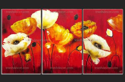 tranh-treo-tuong bo hoa