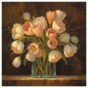 Tranh Hoa Tulip Tân Cổ Điển