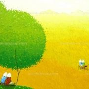 http://tranhdecor.com/wp-content/uploads/2013/07/Phan-Thu-Trang-2.jpg