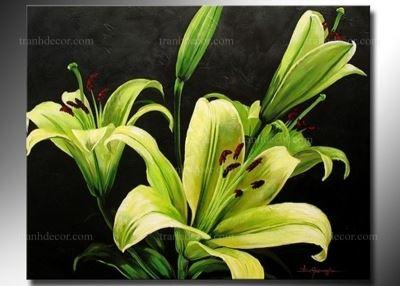 Tranh hoa Ly