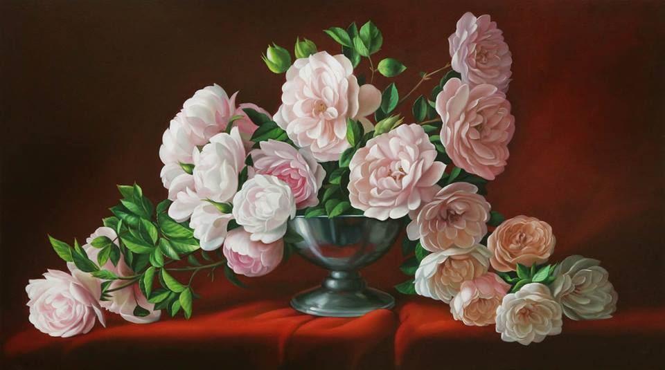 Hoa Hồng Bungary tinh tế, nhẹ nhàng, quyến rũ