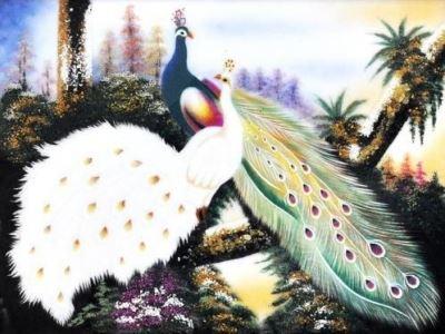 tranh phong thuy doi-cong-uyen-uong