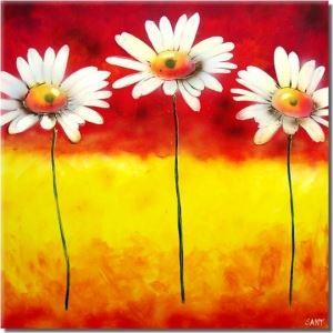 tranh phong thuy hoa cuc2