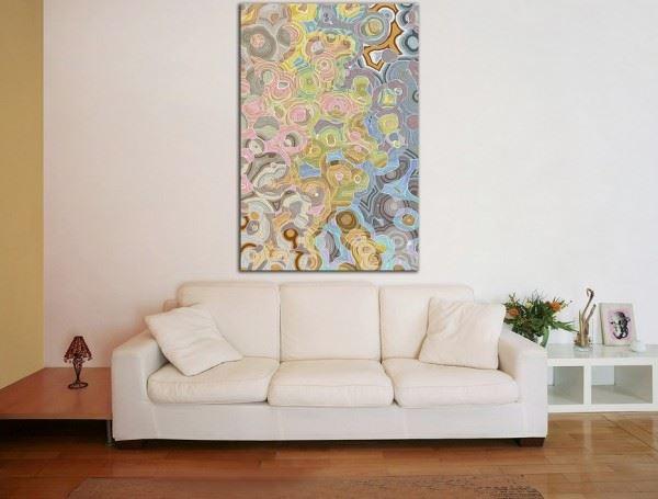 Tranh nghệ thuật hiện đại độc đáo