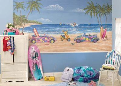 Tranh 3D trang trí cho phòng bé