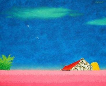 tranh sơn dầu treo tường