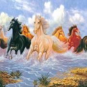 Những bức tranh phong thủy cần phải được lựa chọn tinh tế, mang ý nghĩa tốt đẹp, may mắn và thành công.